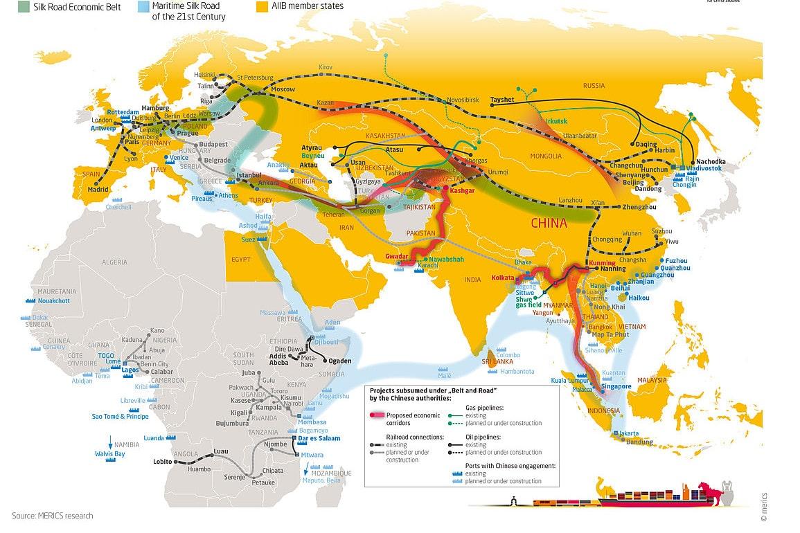 Analyse: Steckt Chinas Seidenstraßen-Initiative in der Sackgasse?