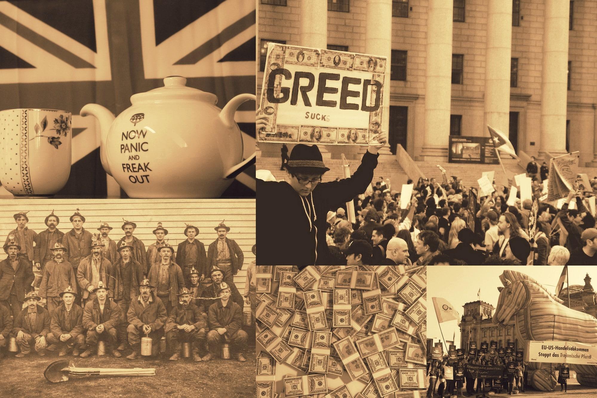 Ttip Dollar Grundeinkommen Brexit Kapitalismus Fundstücke Aus